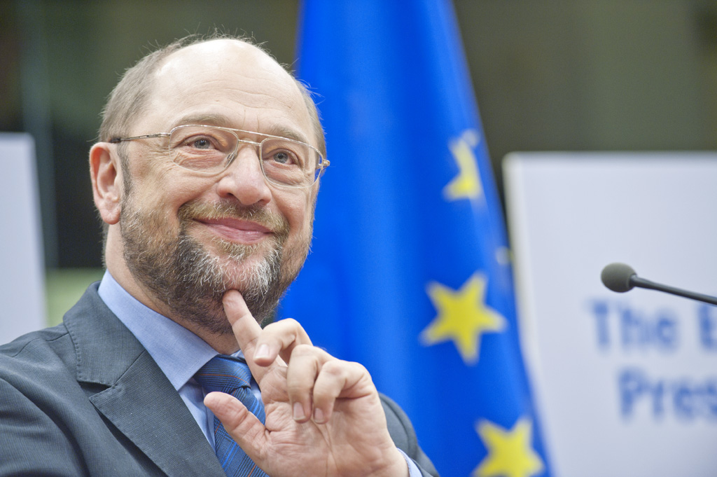 Schulz sees hope for solution in Cyprus