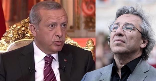Erdogan files lawsuit against the editor-in-chief of Cumhuriyet