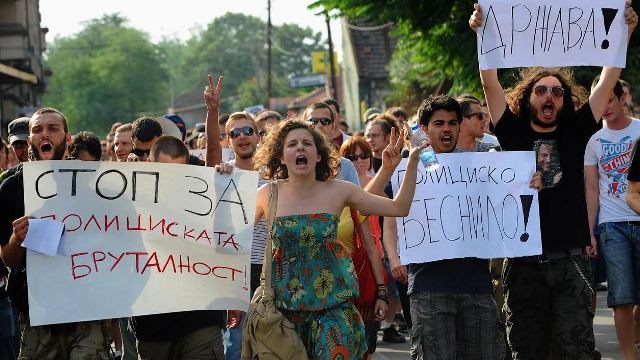 NGOs call for a solution to the political crisis in FYROM