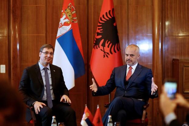Does Durres-Belgrade highway benefit Serbia more?