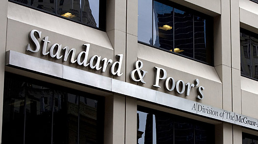 Standard&Poor's says no change expected in Romania's stable perspective rating over the next year