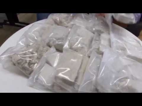 Romania makes record heroin bust at NW border crossing