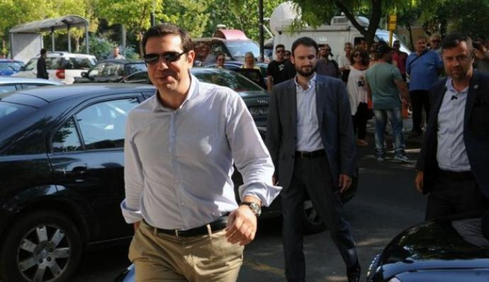 SYRIZA CC to decide Thursday on an intraparty referendum