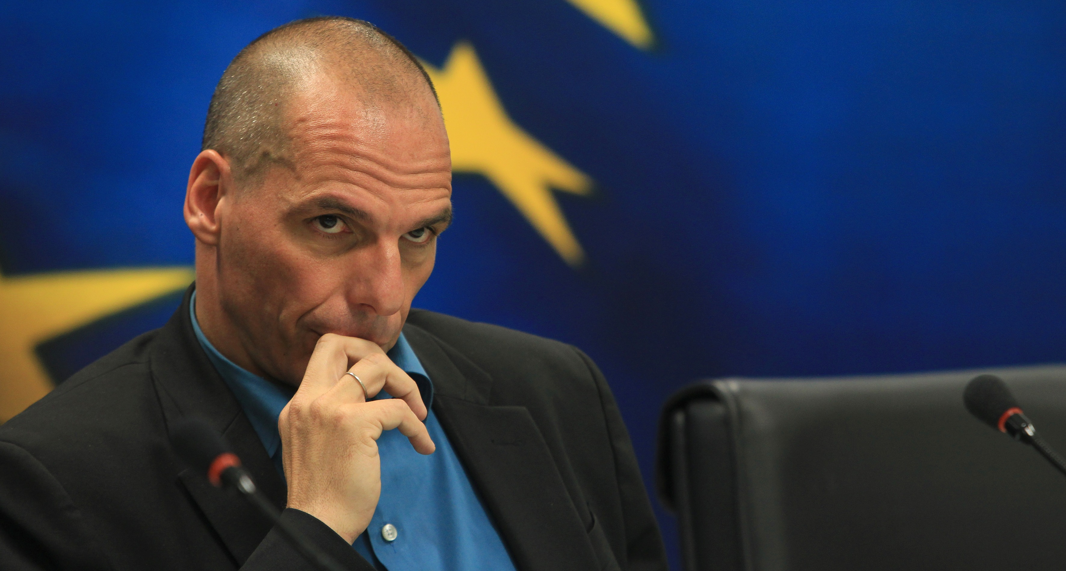 Emergency Sworn Administrative Inquiry for Varoufakis' hacking