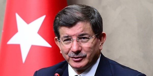 Davutoglu: We are not planning a ground operation in Syria