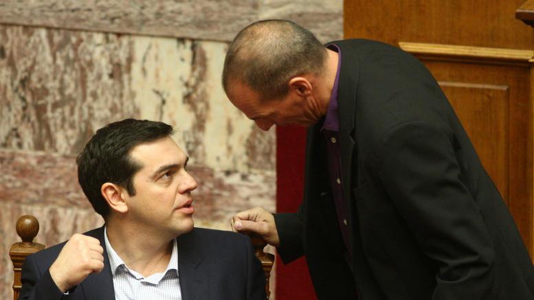 "Varoufakis's secret ""plan B"" rocks Greece"