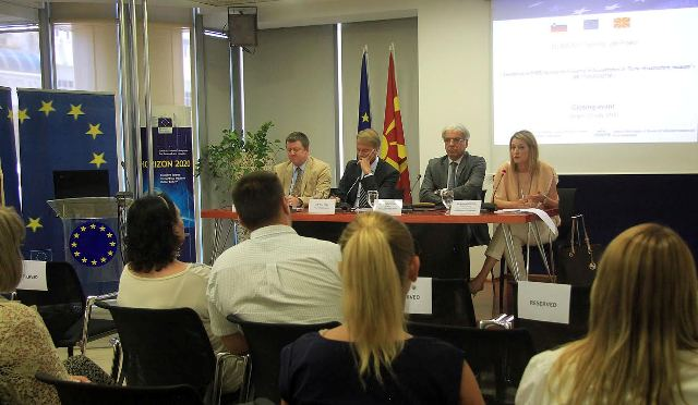 Debates for abuse of EU funds in FYROM