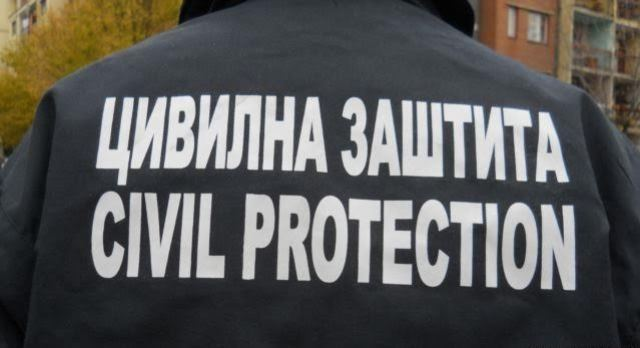 """""""Civil Protection"""" in the north of Kosovo refuses to dissolve"""