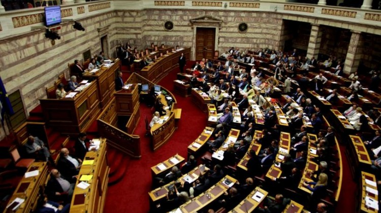 Greek parliament approves 2nd set of reforms demanded by creditors