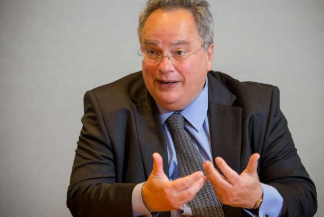 Nikos Kotzias: 'Greece returns to the Balkans'