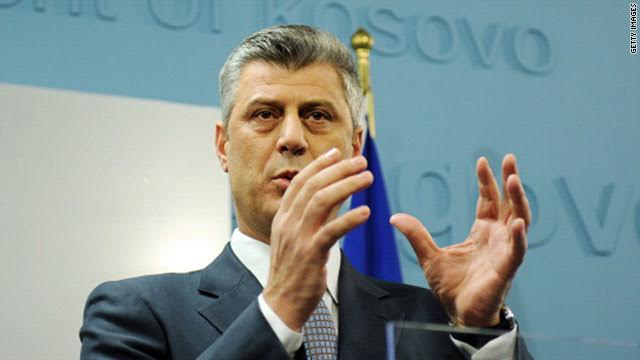 The Special Tribunal will be set up, says leader of PDK in Kosovo
