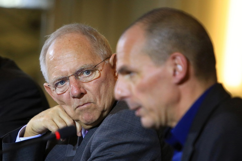 Schäuble offered to Varoufakis a Grexit with EUR 50 billion as a 'gift'