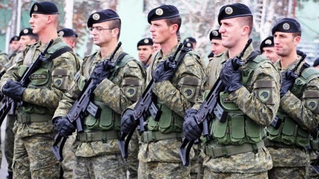Minorities are blocking the creation of the Kosovo Army