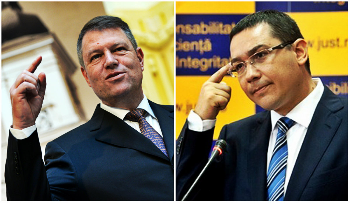 Romanian President, PM spar over Tax Code