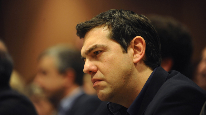 Alexis Tsipras faces tough battle to maintain control of SYRIZA