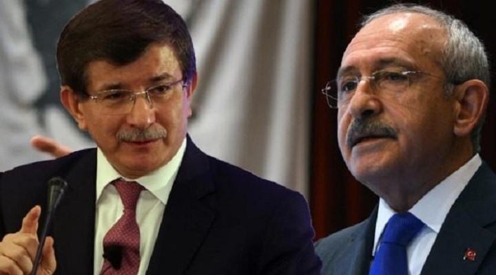 Davutoglu places his hopes in a cooperation with the CHP