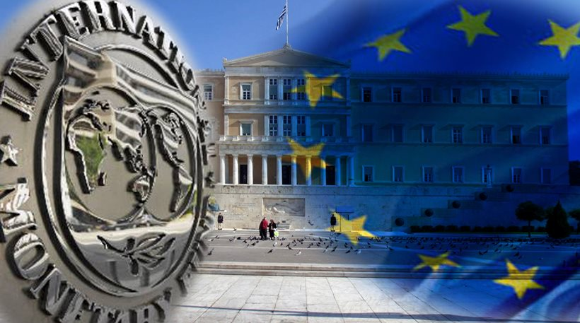 IMF and EU continue to disagree on the Greek debt