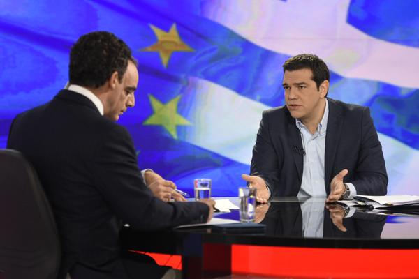 Tsipras says Grexit can't be ruled out until bailout is signed