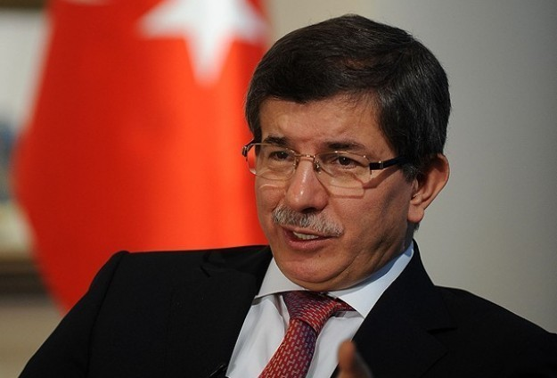 Davutoglu tries to form a coalition government