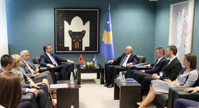 Kosovo and Albania to advance cooperation in the domain of employment