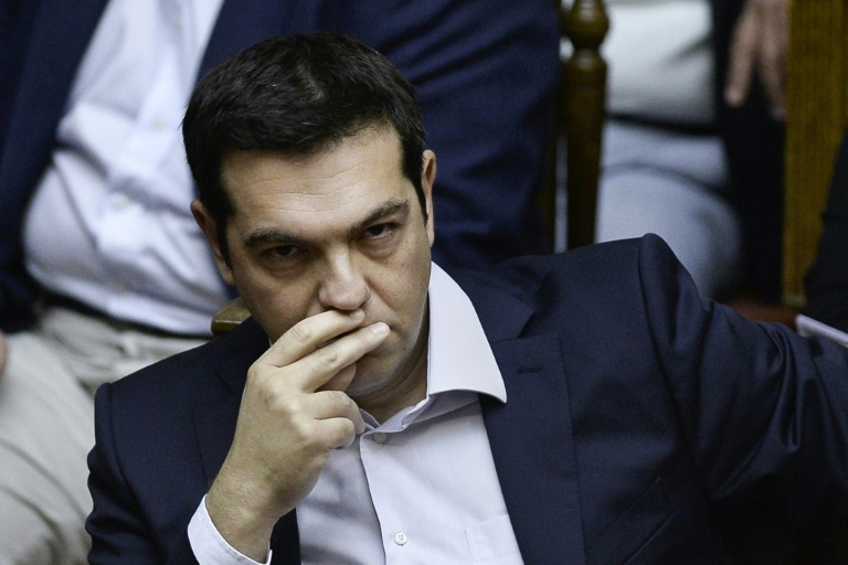Greek PM faces full blown political crisis