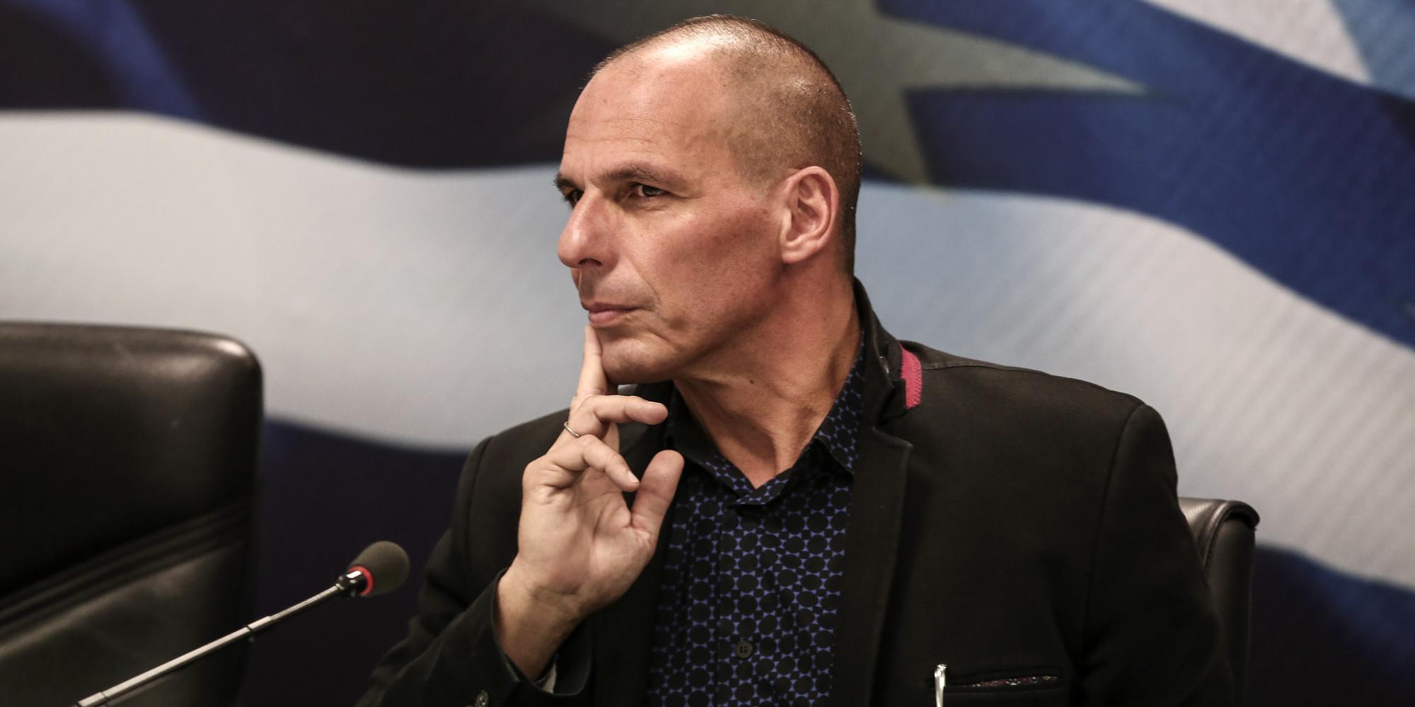 Varoufakis: Tsipras signed a new Versailles Treaty