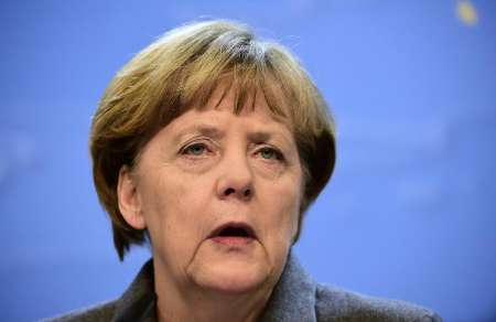 Merkel: What's important is to implement the agreement