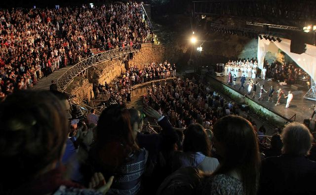 """Ohrid Summer"" international festival kicks off"