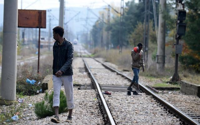 Foreign emigrants don't want to spend a day in FYROM