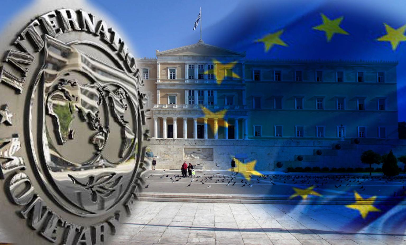 The IMF 'empties' Schäuble