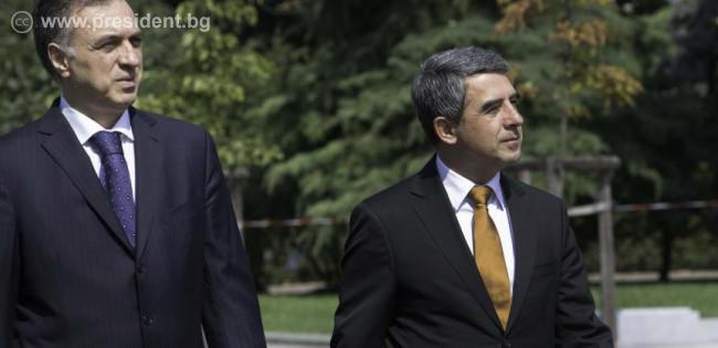 Plevneliev: Bulgaria hopes Montenegro will be invited to join Nato by end-2015