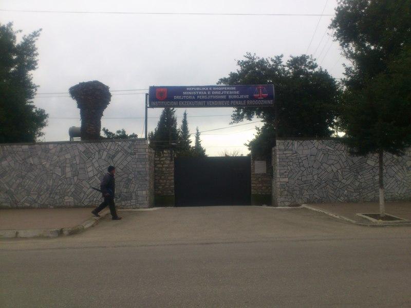 """""""Hotel"""" prisons in Albania"""