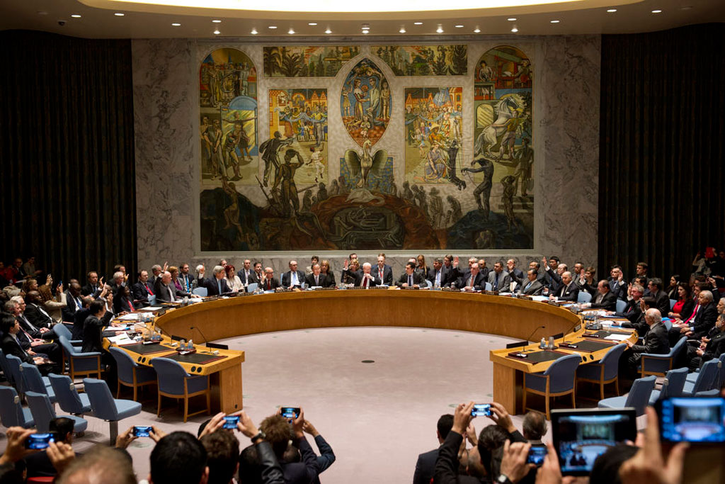 Russia stops Resolution on Srebrenica