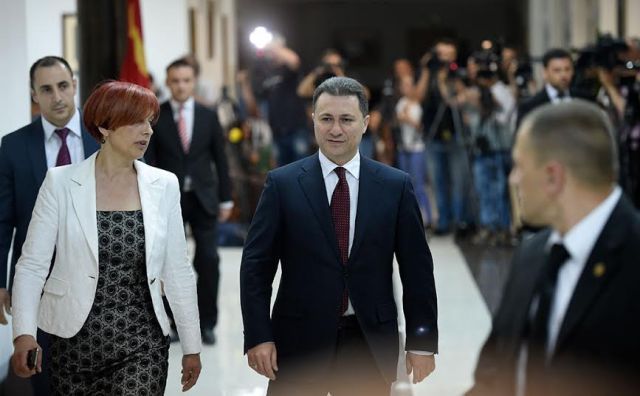 Negotiations for the solution of the political crisis in FYROM come to a gridlock
