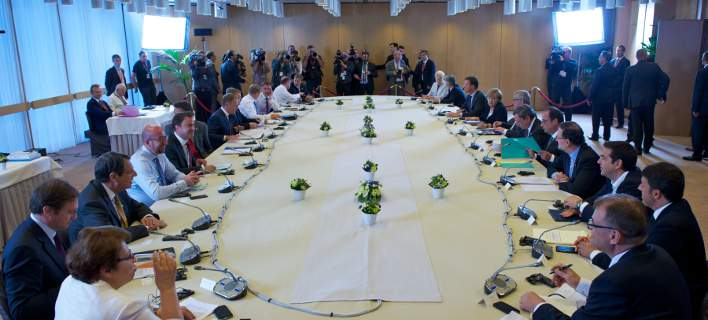 Eurozone discusses emergency financing for Greece