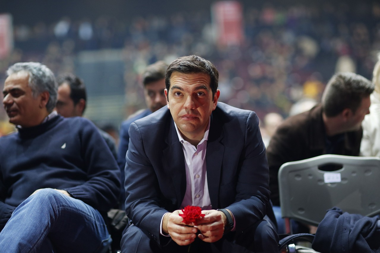 Tsipras in Brussels for last-minute deal to avert Grexit