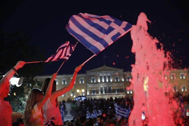 Skopje is closely following developments after the referendum in Greece
