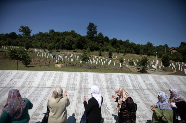 Srebrenica issue a point of political crisis in BiH