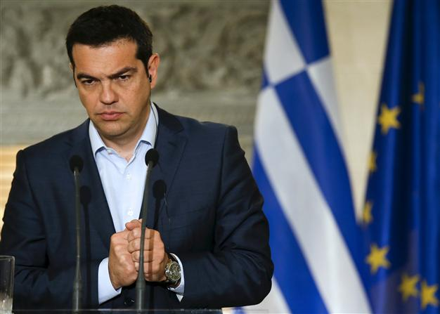 Greek Govt sends new proposal to institutions