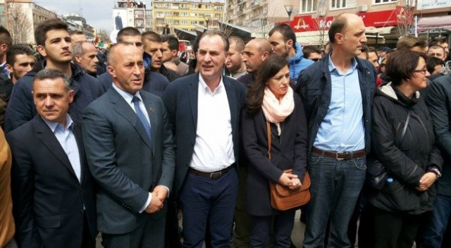 Opposition in Kosovo joins forces