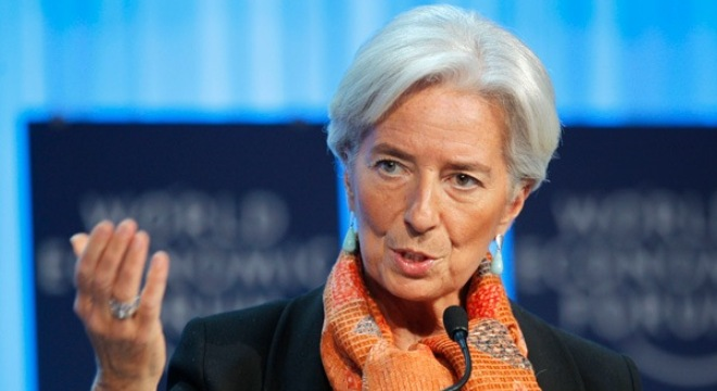 """Lagarde: """"No"""" to debt remission, """"yes"""" to debt restructuring"""