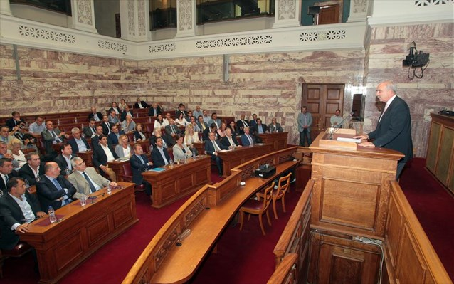 Meimarakis: What's important is a stable government