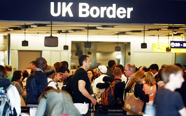 Increase recorded in foreign population of the UK of Balkan origin