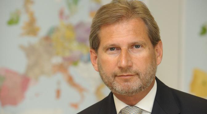 EU is not ATM, Hahn says to Western Balkans leaders