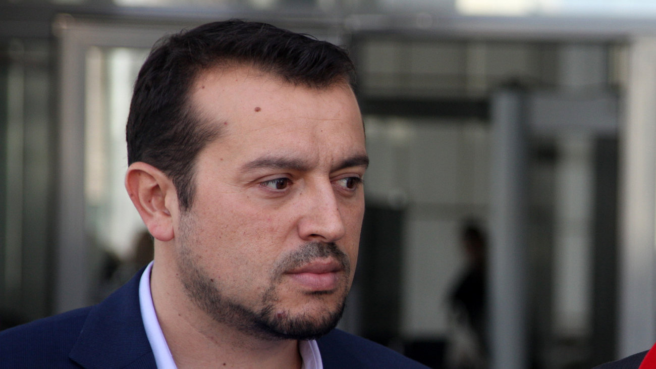 Nikos Pappas: The Government fell from within