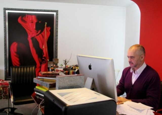 Albanian current affairs at the focus of PM Edi Rama