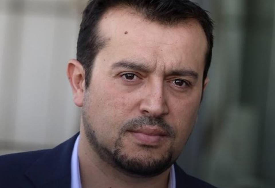 Nikos Pappas: There will be no post-election cooperation with ND, PASOK and The River