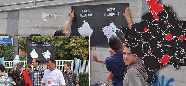 Association of Serb communes prompts strong debates between Pristina and Belgrade