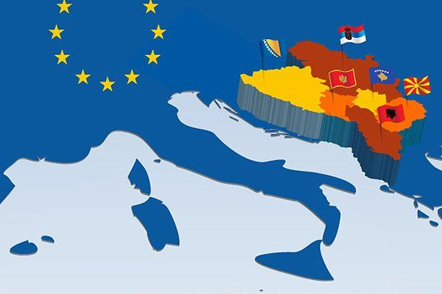 What's happening with the relations between Western Balkan and the European Union?