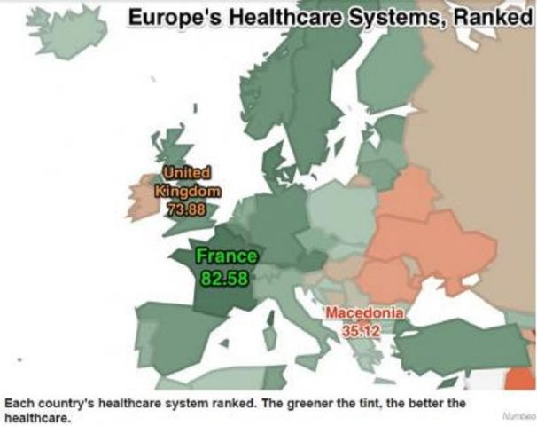 FYROM has the worst health service in Europe